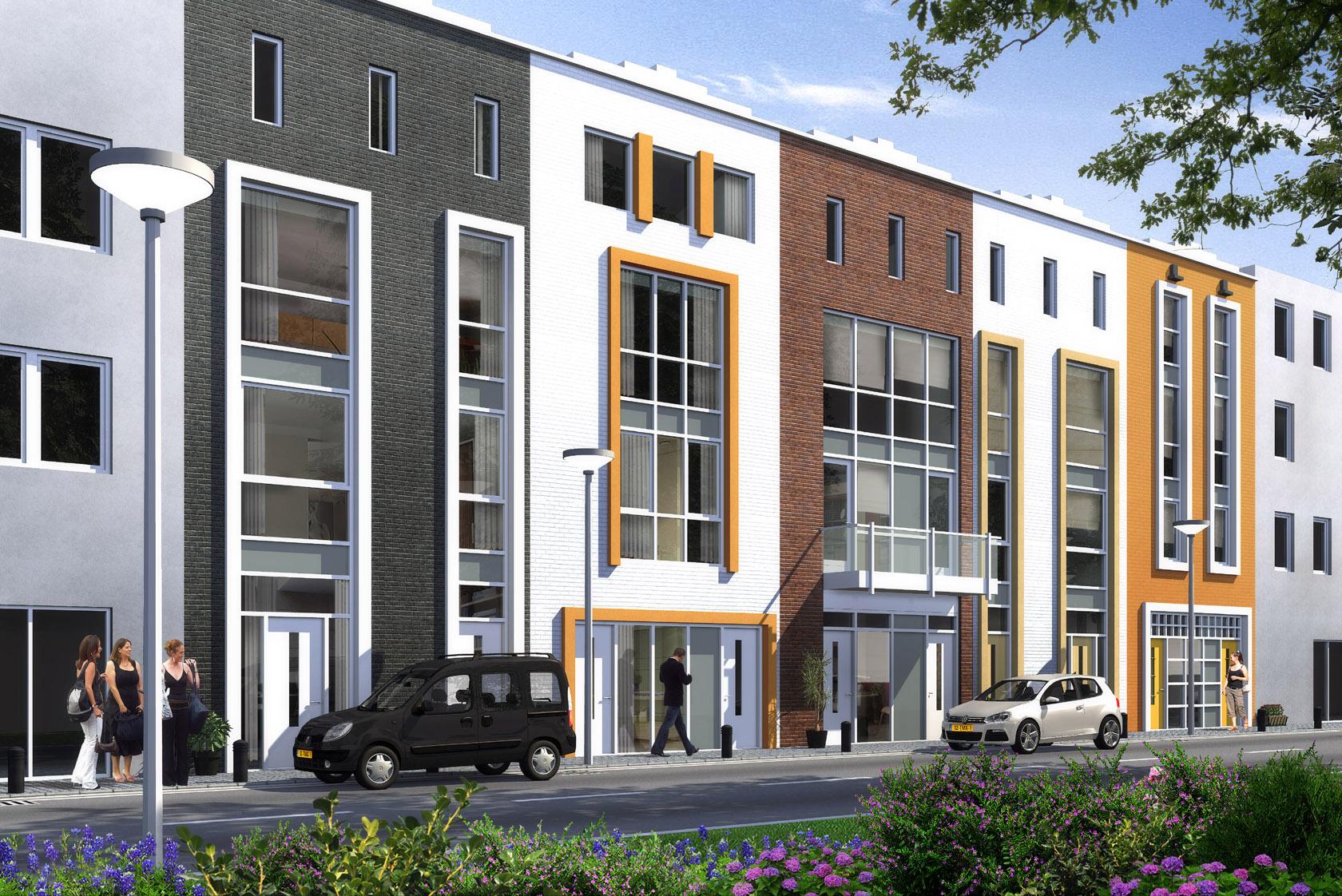 CPO ontwerp mee! appartementen in Almere