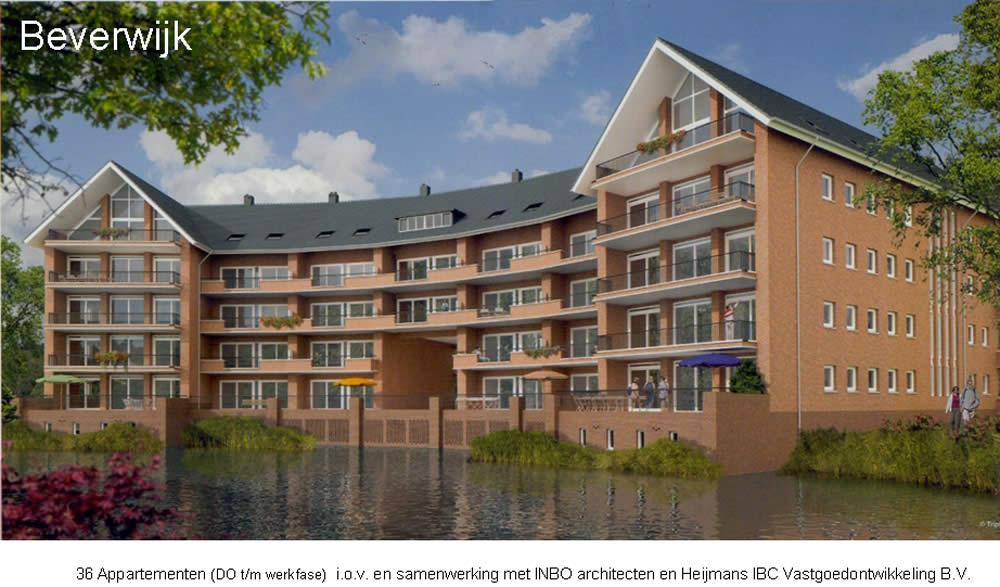 Appartementen Beverwijk i.s.m. inbo
