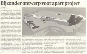 stedenbouwkundige en architectonisch ontwerp Dagcentrum Houten